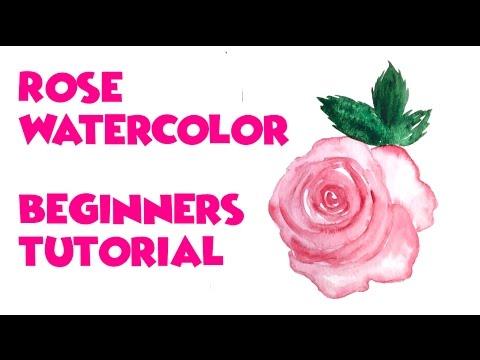 watercolor-rose-tutorial-for-beginners
