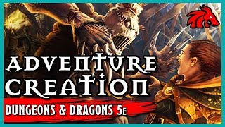 How to Create a D&D Adventure - My Step-by-Step Process