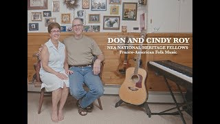 NEA National Heritage Tribute Video: Don and Cindy Roy thumbnail