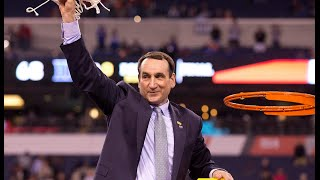 Coach K: On Top of the Game