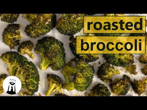 How To Make Roast Broccoli