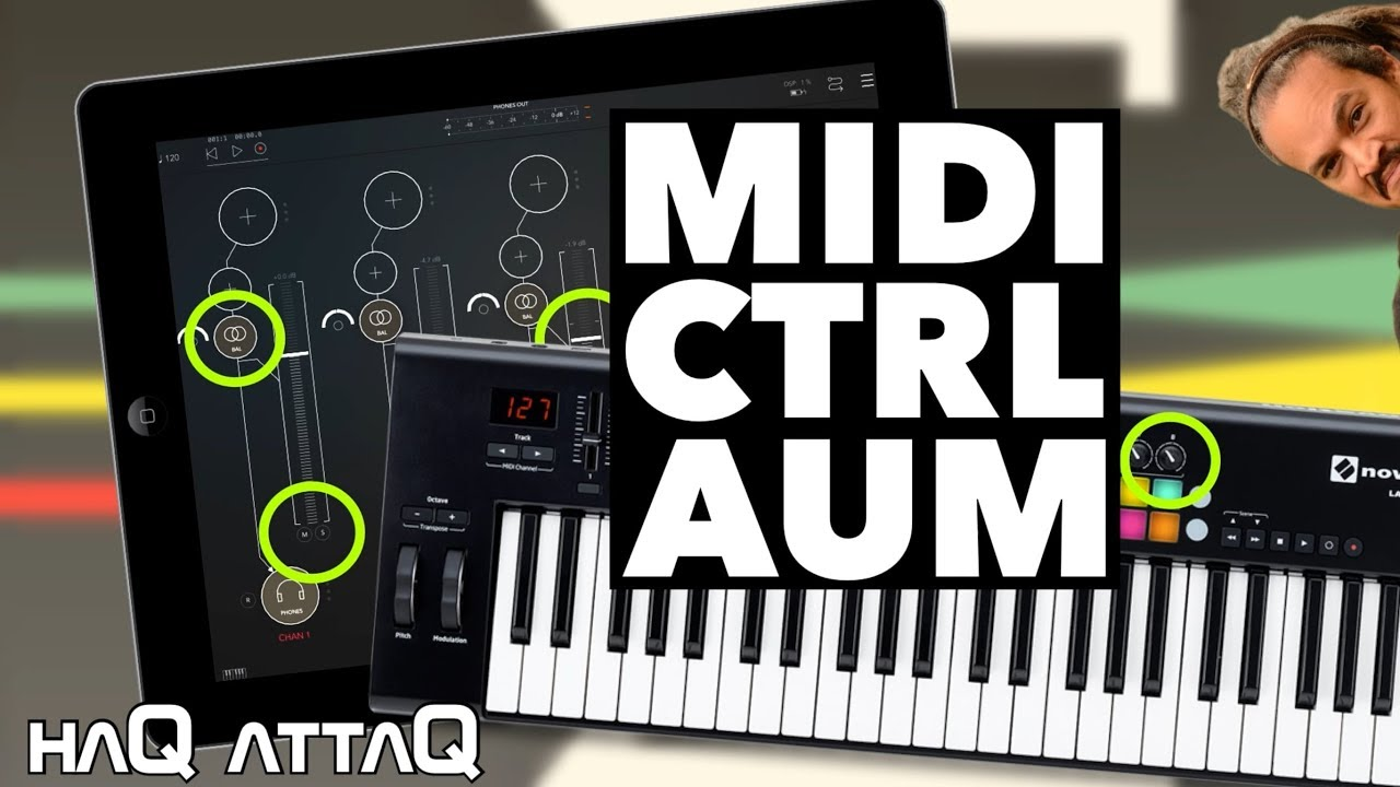 AUM is perfect iOS music hub, now with Ableton Link and MIDI