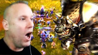 MASSIVE Level 1 Gnome Raid on Hogger in WoW Classic