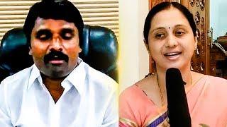 Financier Anbu Chezhiyan Disturbed  Me?  | Actress Devayani Clarifies | TN 634 thumbnail