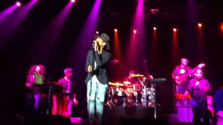 Erykah Badu- Gone Baby, Don't Be Long (Live @ Arena Moscow, 01.11.11, Moscow)