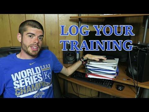Logging Your Running/Training || Distance Runner Tips