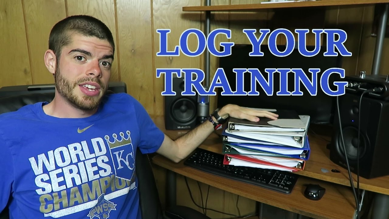 Image result for runner looking at training log