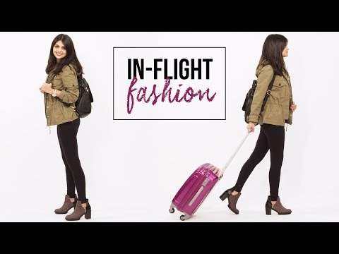 Airport Fashion | Tips For Style And Comfort