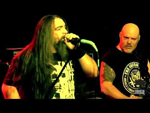 Blood Feast live at Rage of Armageddon on April 27, 2018
