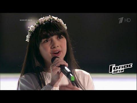 Дениза Хекилаева «Вера» - Поединки - Голос.Дети - Сезон 4