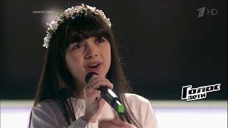 Дениза Хекилаева Вера - Поединки - Голос.Дети - Сезон 4