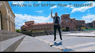 Adventures in Armenia - What a Beautiful Old City Part 2