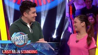 Minute To Win It: Luis, natawa sa love story ng Ultimate Last Kapamilya Standing na si Sharmai