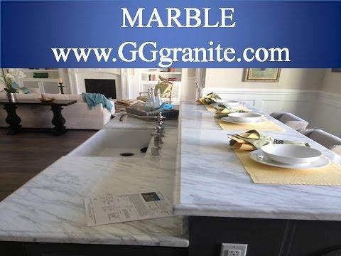 Marble Countertops Los Angeles Burbank Glendale Santa