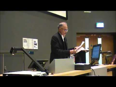 Professor Mahmood Mamdani 'The question of justice in response to political violence'