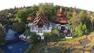 my dhara dhevi hotel chiangmai thailand with dji phantom2 vision