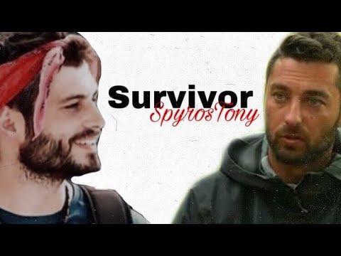 Spyros Tony  Survivor 2019