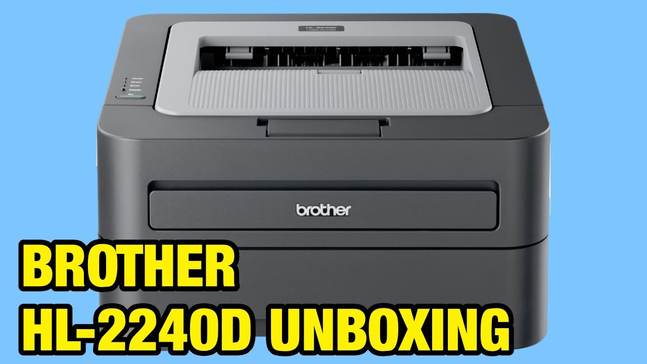 Brother HL-2240 Remote Printer Descargar Controlador