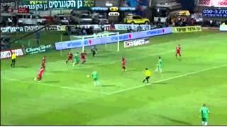 מכבי חיפה 0 2 הפועל ת'א משחק העונה 30 4 11
