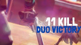 11 Kill Splash Down! (ft. SwagKiller) Duo Game