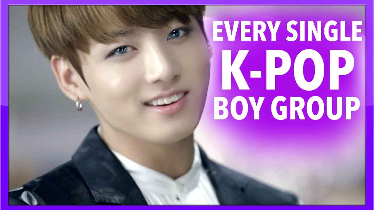 K-POP BOY GROUPS GUIDE (EVERY ACTIVE K-POP BOY GROUP)