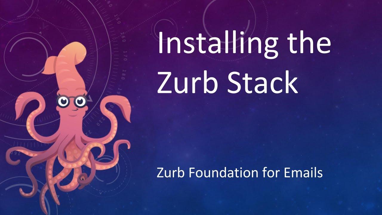 Foundation zurb