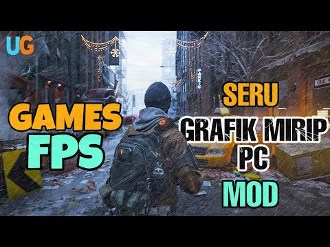 5 Game Perang Offline Grafik HD Android - (Mod Games + Link Download)