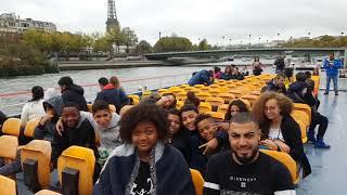 Séjour jeunes Paris 2017