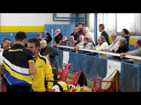 Bocce - MILANO - SERIE A RAFFA 2017 Caccialanza MP Filtri vs G.S. Rinascita - (08/10/2016)