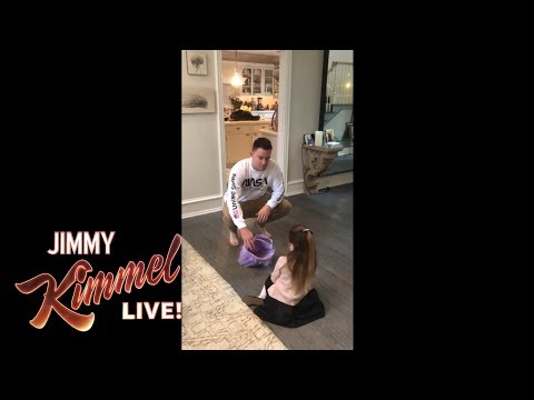 Thumbnail: Channing Tatum Tells His Daughter He Ate All Her Halloween Candy