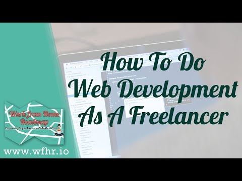 HOW TO DO WEB DEVELOPMENT AS A FREELANCER | JASLEARNIT 009