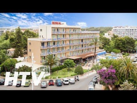Hotel Boreal En Playa De Palma