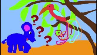 """Мультфильм """"Слоненок"""" или """"Откуда у слона такой хобот"""""""