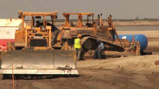 Job Creation from Coastal Restoration