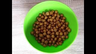 #Нутовые орешки #полезно #быстро. Хорошая идея для перекуса #диетические орешки