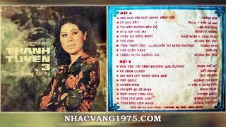 Băng Nhạc Thanh Tuyền 3  – Thu Âm Trước 1975