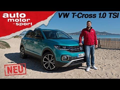 VW T-Cross 1.0 TSI (2019) - Wieder Mainstream aus Wolfsburg? Fahrbericht/Review | auto motor & sport