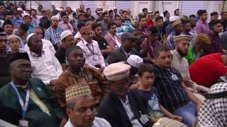 Annual Report of Progress of the Ahmadiyya Muslim Jama'at - Jalsa Salana UK 2016