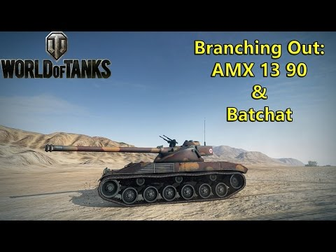 AMX 13 90 matchmaking