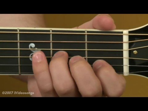 Fingerstyle Warm-Up Part 1