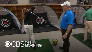 Breakthrough program uses golf to help kids get into college