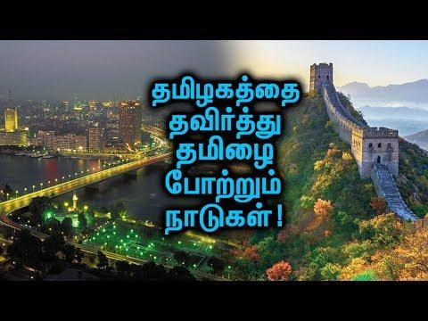 தமிழகத்தில் புறக்கணிக்கப்படும் தமிழ் மொழி! | Current Scenario Of Tamil Language!