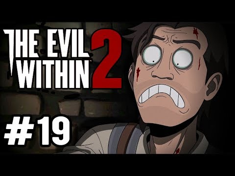 Two Best Friends Play The Evil Within 2 (Part 19)