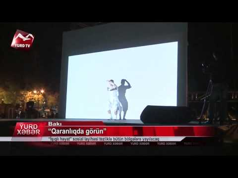 Azerbaijan TV news Katsumi Sakakura