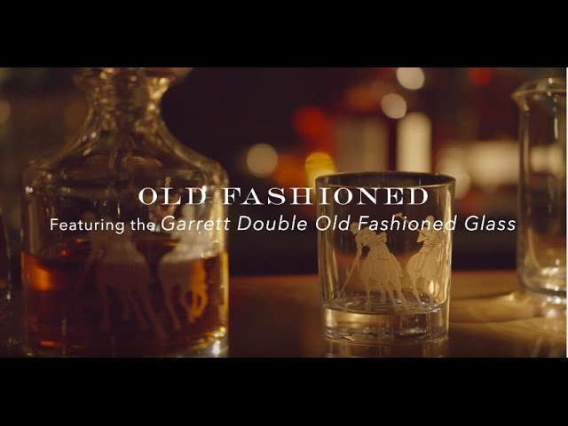 Ralph Lauren | The Old Fashioned Cocktail