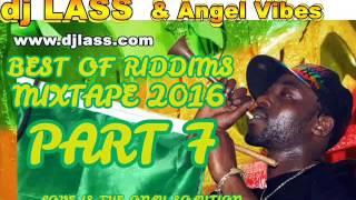 Reggae Riddim Mixtape (PART 7) Feat.Busy Signal,JahCure,Morgan Heritage, Sizzla, Alaine(Nov.2016