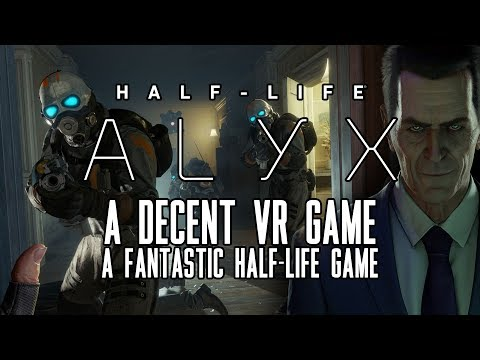 Half-Life: Alyx Review - Forget About Freeman
