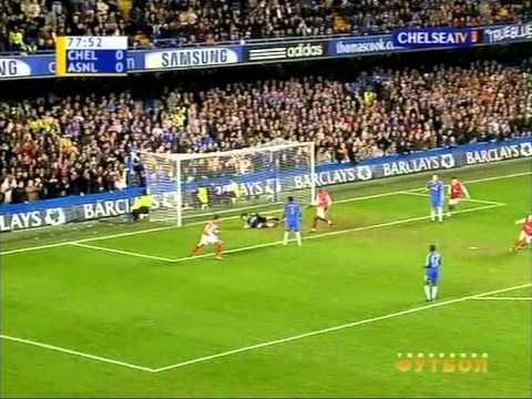 Chelsea- Arsenal...FA League 2006-07.Part 2.