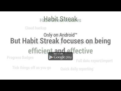 Habit Streak Pro for For PC Windows and MAC - Free Download