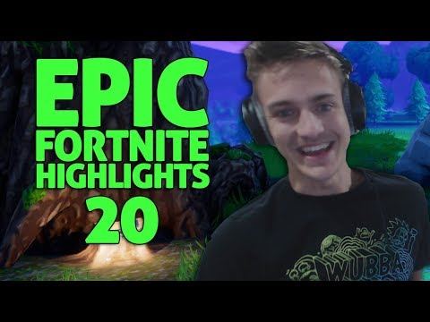 Ninja - Fortnite Battle Royale Highlights #20